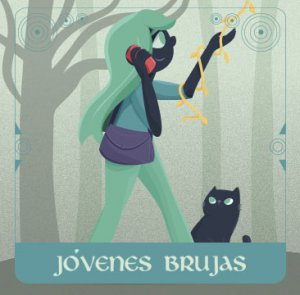 Microtendencias: Jóvenes brujas